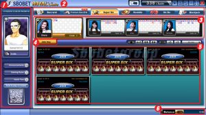 lobby-sbobet-casino-super-six