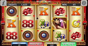Slot Online Holiday Palace