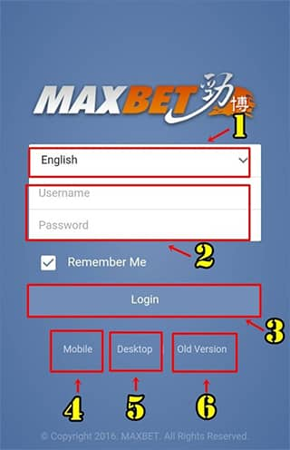 maxbet-mobile-login